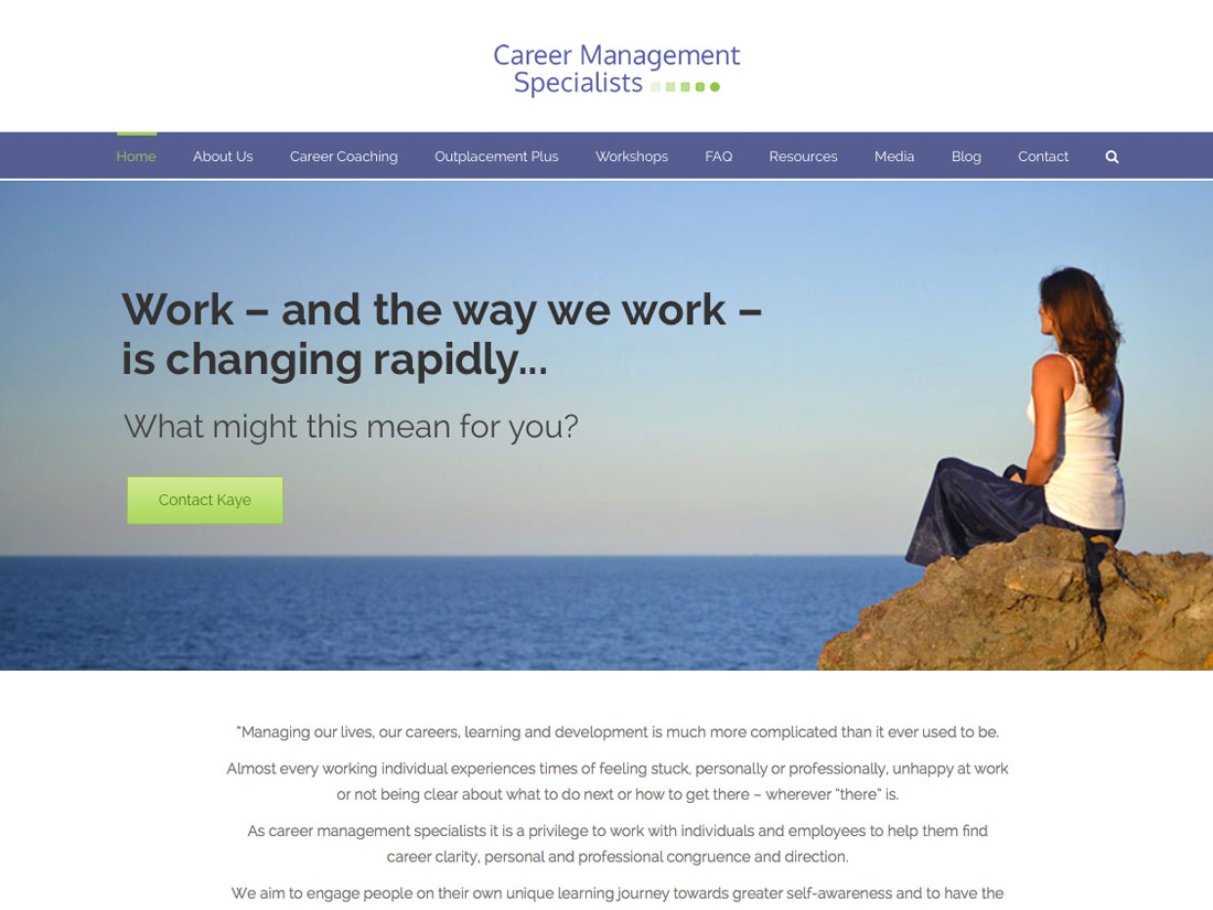 career management specialists