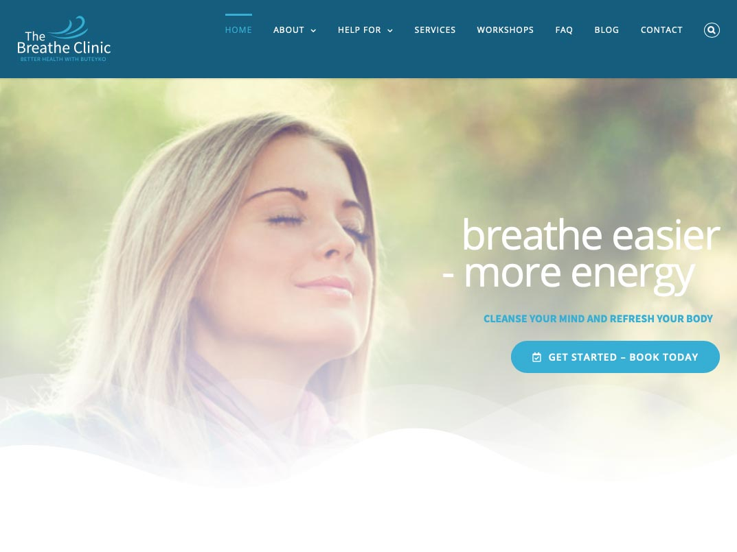 the breathe clinic